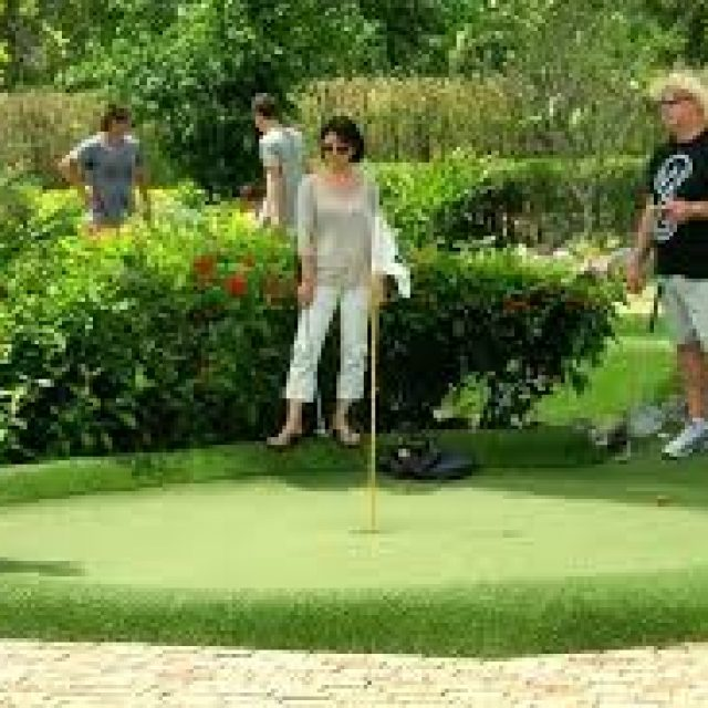 Choosing the Golf Course for Beginners