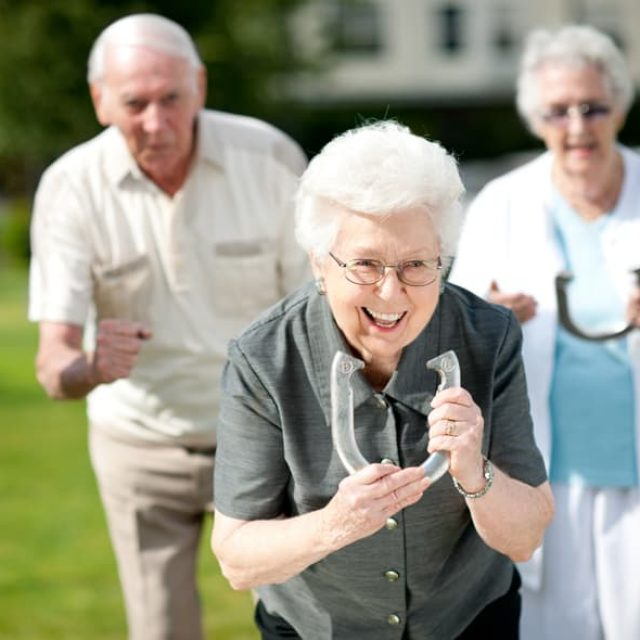 Assist your older parents in their daily live