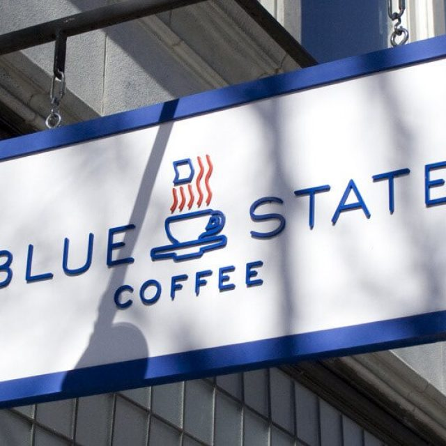 Cafe Reviews: Blue State Coffee, Boston
