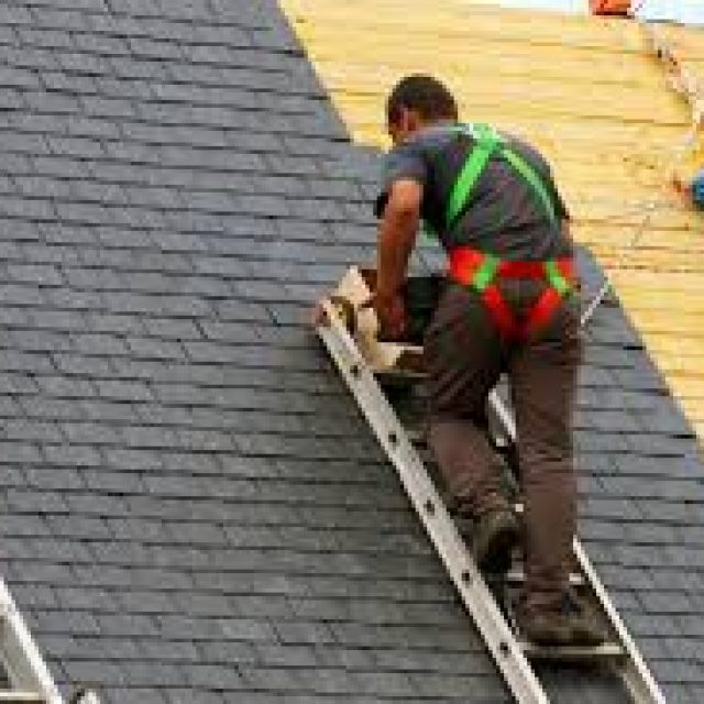 The Process of Roof Tile's Replacement
